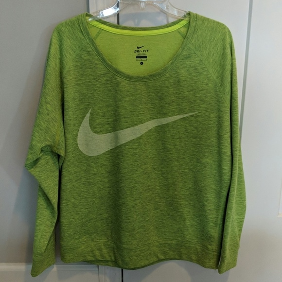 Nike Tops - Nike Dri-Fit Sweatshirt